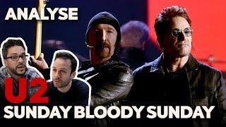 UCLA - L'histoire de SUNDAY BLOODY SUNDAY de U2 (feat. Dan Menasche)