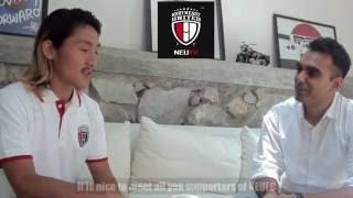 Katsumi Yusa - Interview with NEUTV 遊佐克美 検索動画 27