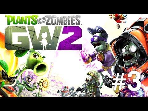 Plants vs Zombies Garden Warfare 2 | Max si Pisica in gradina | Episodul 3