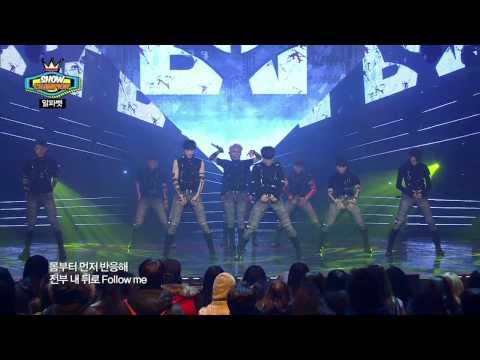 AlphaBAT - Tantara, 알파벳 - 딴따라, Show Champion 20140305