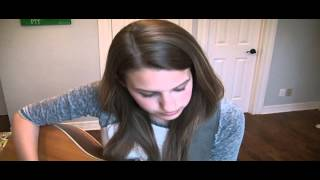 Give Me Love- Ed Sheeran cover by Avery Nelson