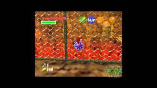 25- Zelda: Ocarina Of Time - Dentro del Templo de Fuego (1/3)