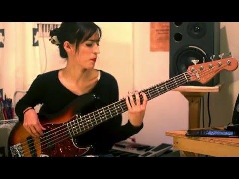 Mellowship Slinky In B Major - RHCP Bass Cover mp3