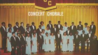Yonder, Yonder - Thomas Demps and the Bethune-Cookman College Concert Chorale