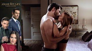 ¡Olivia y Leonardo se entregan! | Por amar sin ley - Televisa
