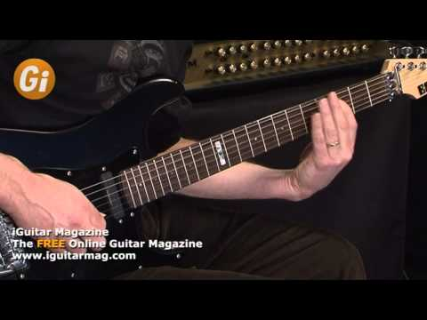 Marshall JVM 410H Review With Danny Gill - Guitar Interactive Magazine