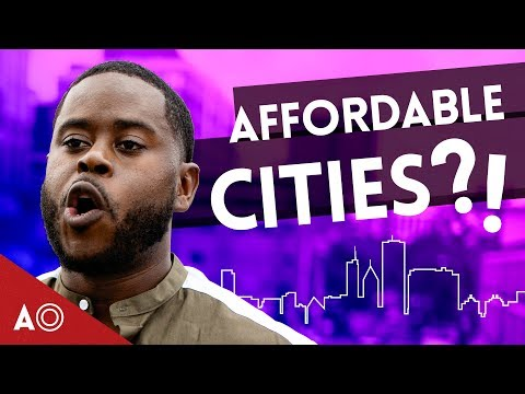 The Most Affordable Cities To Live In!