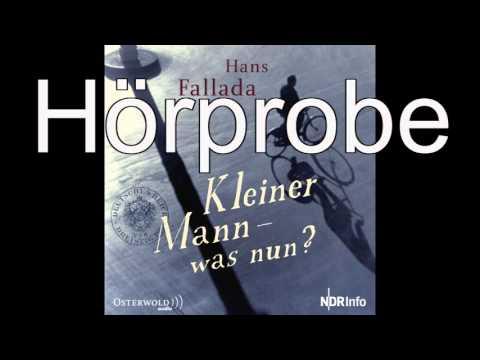 Kleiner Mann - was nun? YouTube Hörbuch Trailer auf Deutsch