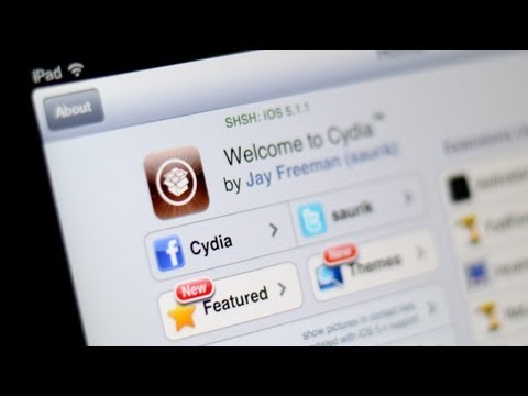 Absinthe 2.0: Untethered Jailbreak On IOS 5.1.1 For IPhone 4S, IPad 2, New IPad 3