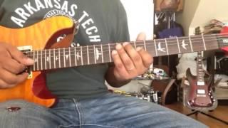 Hey Mori - Guitar Lesson