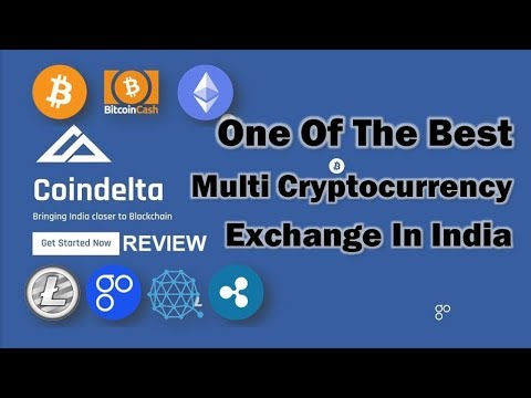 top multi cryptocurrency exchange in india
