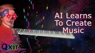 Ich habe eine AI, Die Musik Schrieb