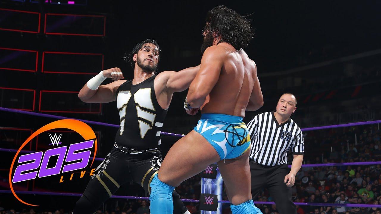 Download Mustafa Ali vs. Tony Nese: WWE 205 Live, April 25, 2017