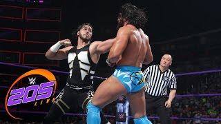 Mustafa Ali vs. Tony Nese: WWE 205 Live, April 25, 2017