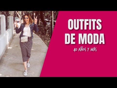Outfits Modernos 40 Años Y Más | Cuarentonas Y Felices