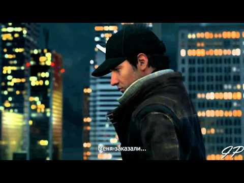 Watch Dogs MV (Hollywood Undead - City)