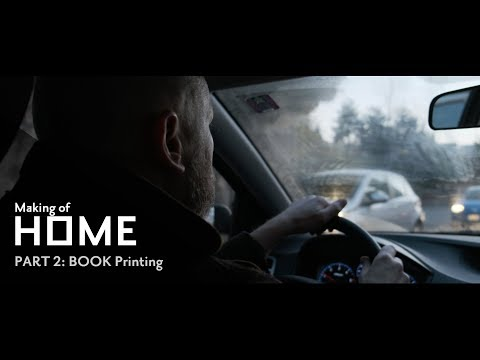 Making of HOME Part2: Book Printing - HOME Project Magnum Photos