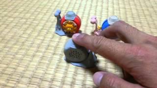 Repeat youtube video ONE PIECE サウンド電伝虫 ボアハンコック