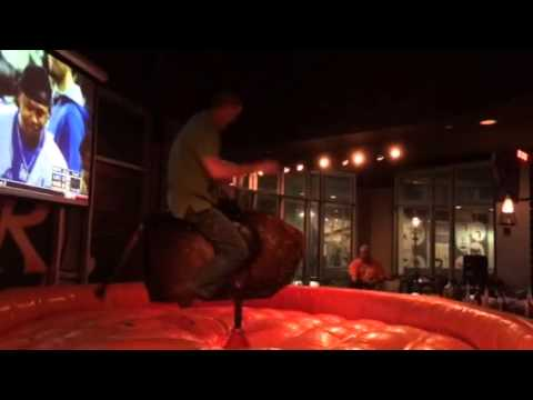 Whiskey River Bull Ride - Charlotte, NC