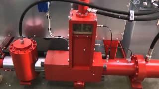 Repeat youtube video GROSS brikett gyártó gép - GP 200 széria