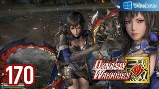 Dynasty Warriors 9 【PC】 #170 │ Wei - Wang Yi │ Ch.8 - The Three Kingdoms Rumble