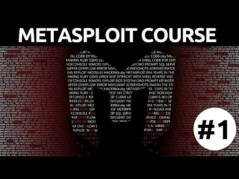 Metasploit For Beginners - #1 - The Basics - Modules, Exploits & Payloads