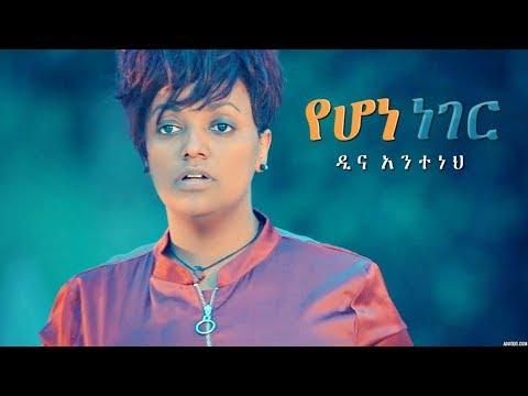 Dina Anteneh - Yehone Neger   የሆነ ነገር - New Ethiopian Music 2018 (Official Video)