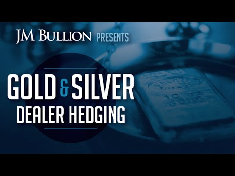 Silver & Gold Dealer Hedging ➤ JMBullion.com