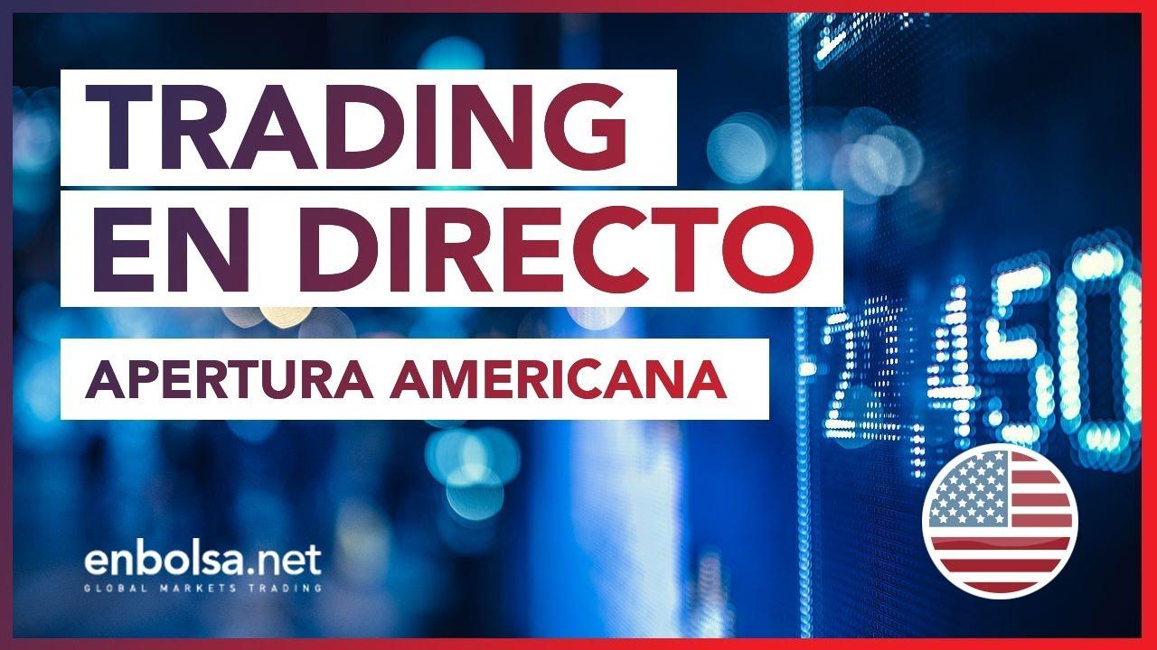 Estrategias de TRADING en FOREX Apertura Americana #78