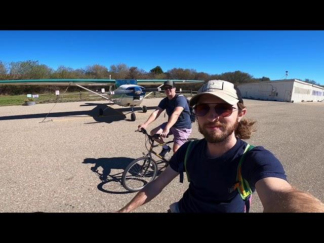 Flying to camp in Oceano, CA (L52) - Cessna Skylane C182