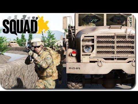 Squad v8.0 ► Logistics Convoy Duty (Full Round)