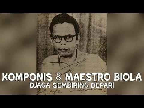 Djaga Depari Komponis Nasional dari TANAH KARO Medan Sumatera Utara Indonesia