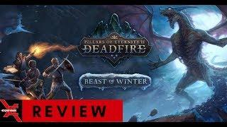 Pillars of Eternity 2: Deadfire Beast of Winter DLC Review