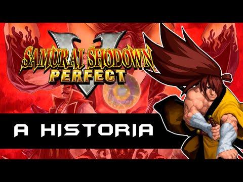 A História de Samurai Shodown V Special / Perfect |