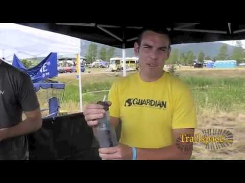 Outdoor Retailer: Sovereign Earth Guardian water filter