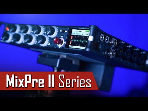 Sound Devices MixPre II Series Audio Recorders Review