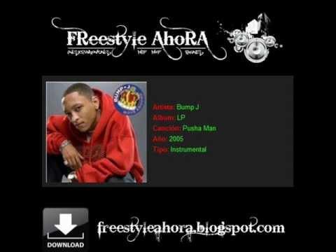Bump J - Pusha Man (Instrumentals Hip Hop Beats Freestyleahora) .wmv