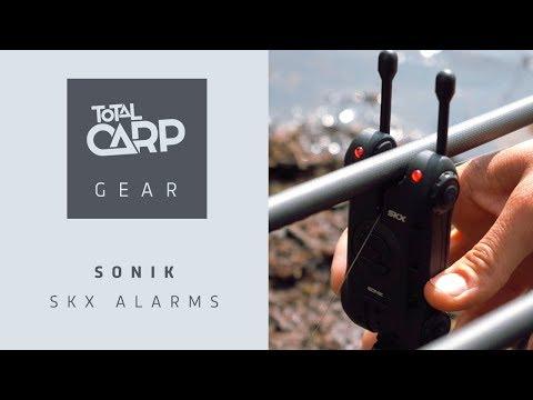 Sonik SKX Alarms