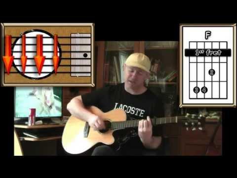 Sugar Man Sixto Rodriguez Guitar Lesson Youtube