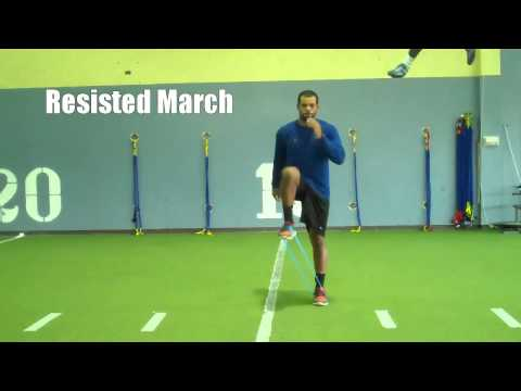 Offseason Basketball Training Program - Phase 5 Power