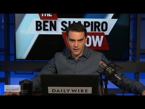 The Great Hollywood Collapse | The Ben Shapiro Show Ep. 396