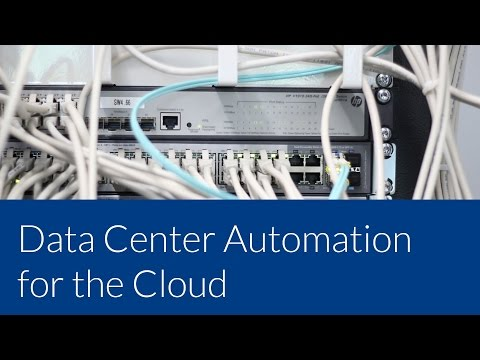 Data Center Automation for the Cloud - inovex Meetups