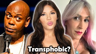 Trans Woman Reacts t๐ Dave Chapelle's