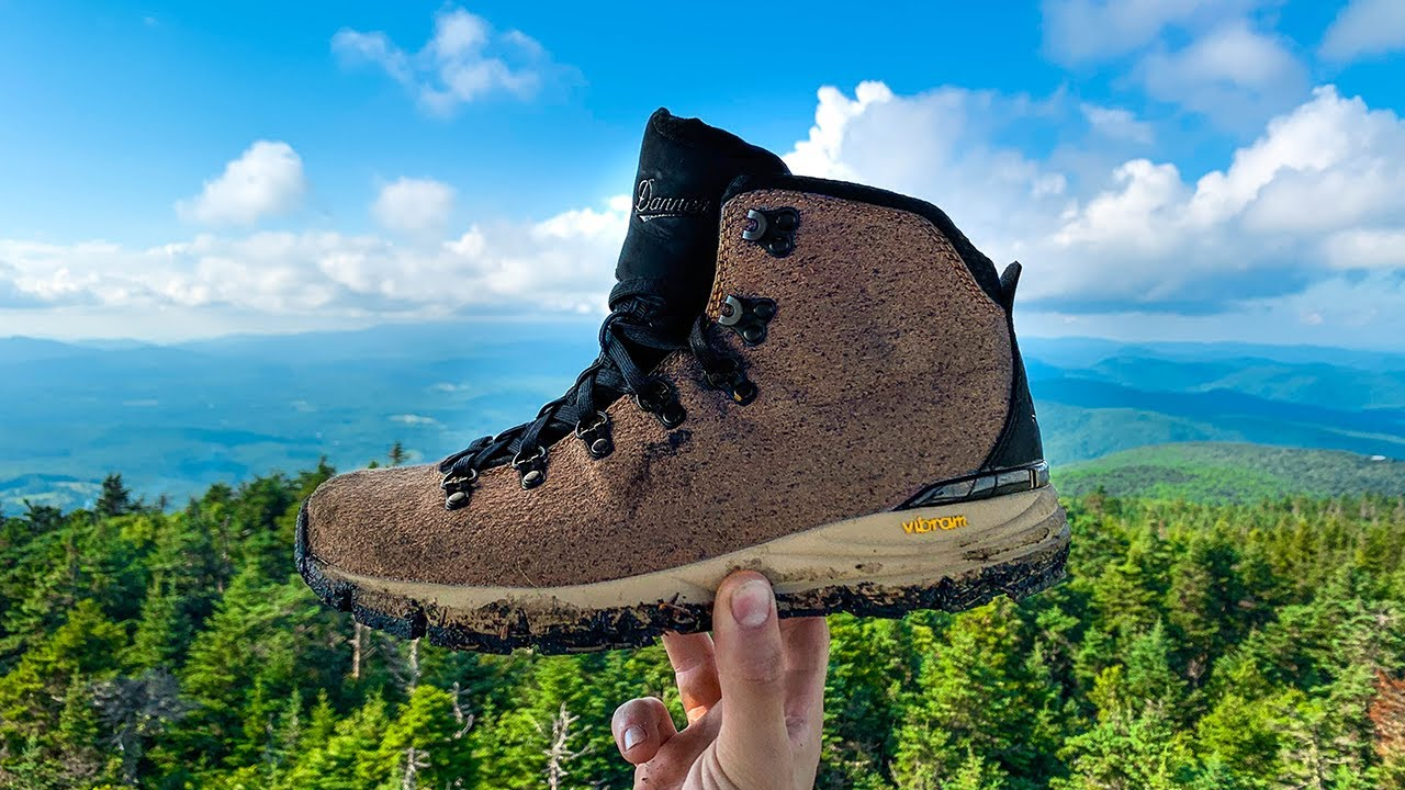 Danner Mountain 600 Boot Review (Hiking in Vermont)