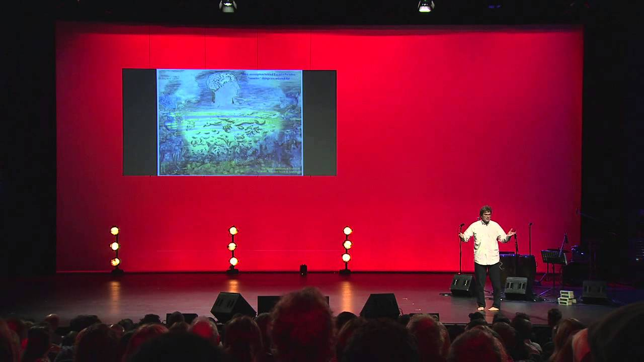 Science, humility and the fallacy of the planet of the apes: Charley Lineweaver at TEDxCanberra