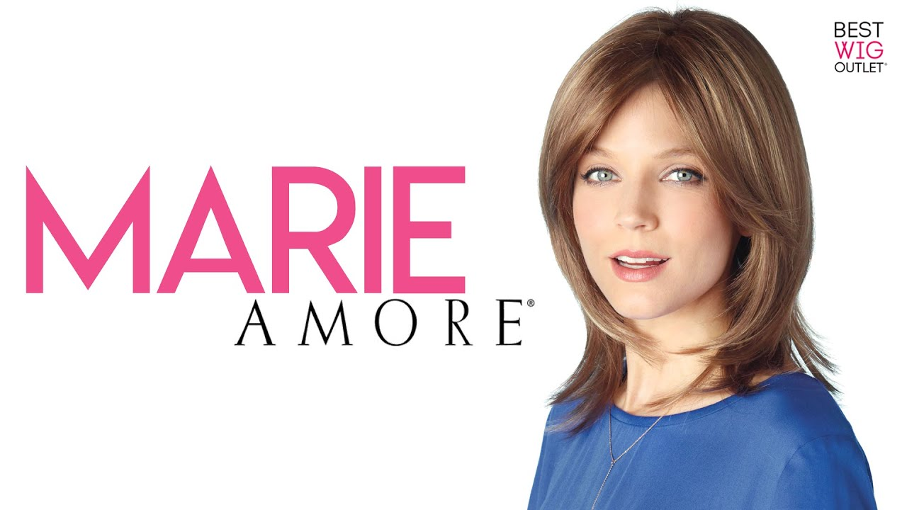 Lace Wigs - Marie by Amore / Best Wig Outlet (#AM30019 ...