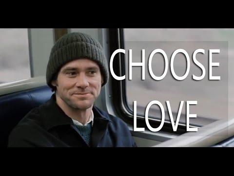 CHOOSE LOVE – JIM CARREY – MOTIVATIONAL VIDEO 2016