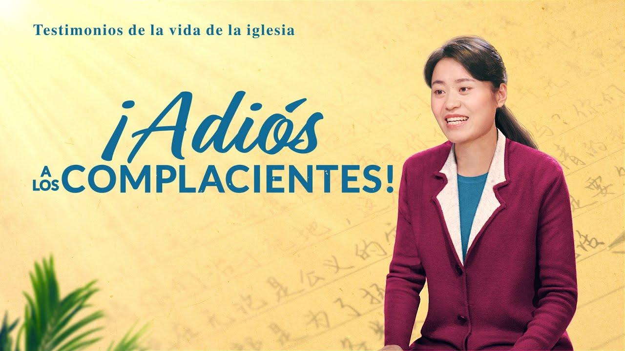 Testimonio cristiano 2020   ¡Adiós a los complacientes! (Español Latino)