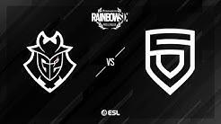 G2 Esports vs. PENTA – Border – Rainbow Six Pro League – Season X – EU