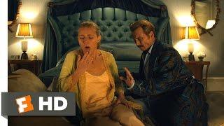 Mortdecai (1/10) Movie CLIP - A Sympathetic Gag Reflex (2015) HD